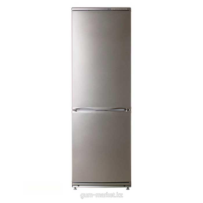 ATLANT XM-6021-080 Двухкамерный холодильник серебристый|ATLANT XM-6021-080 Двухкамерный холодильник